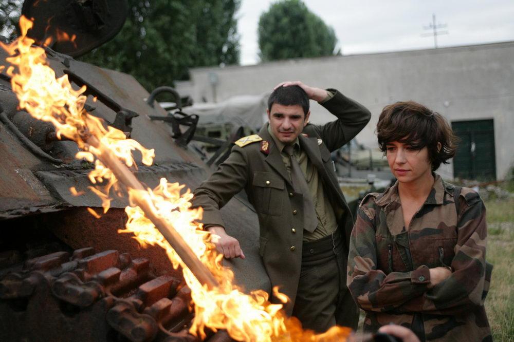 Ioana Iacob als Regisseurin, die sich traut, ein heißes Eisen anzufassen