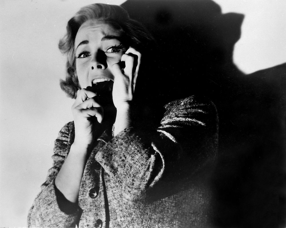 "Vera Miles in ""Psycho"""