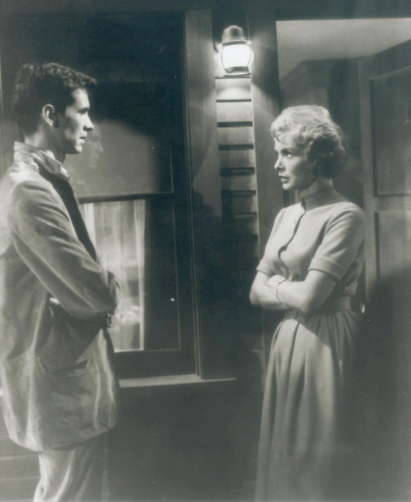 Anthony Perkins, Janet Leigh