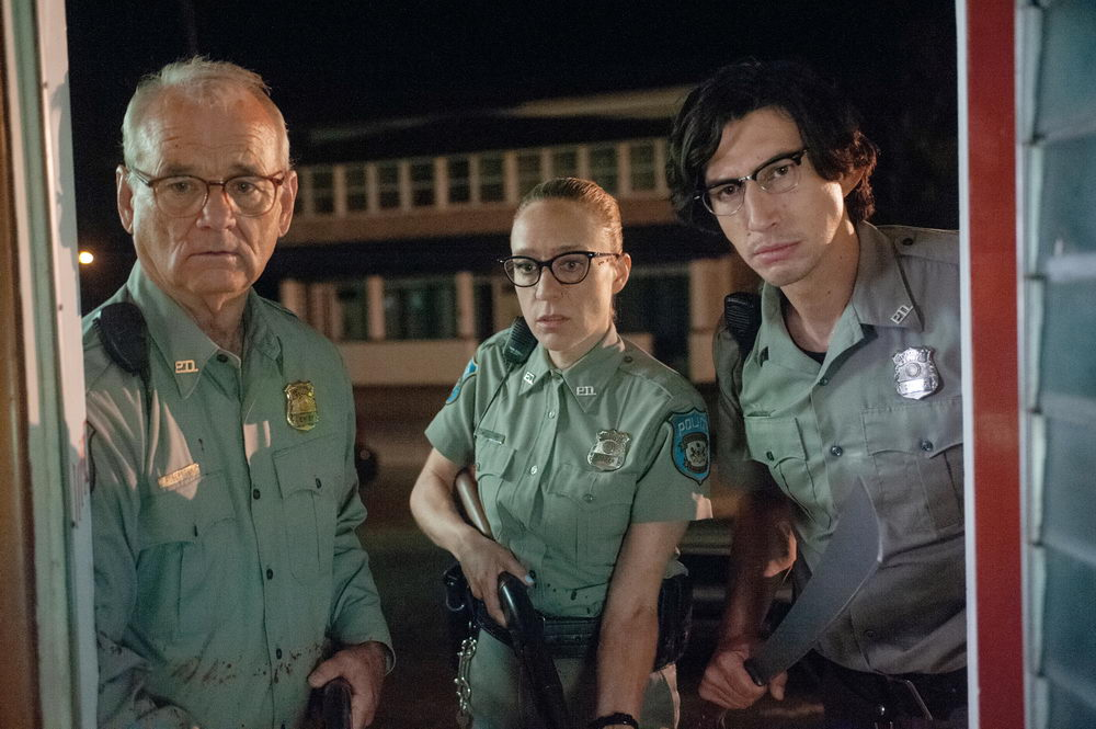 Bill Murray, Chloë Sevigny, Adam Driver