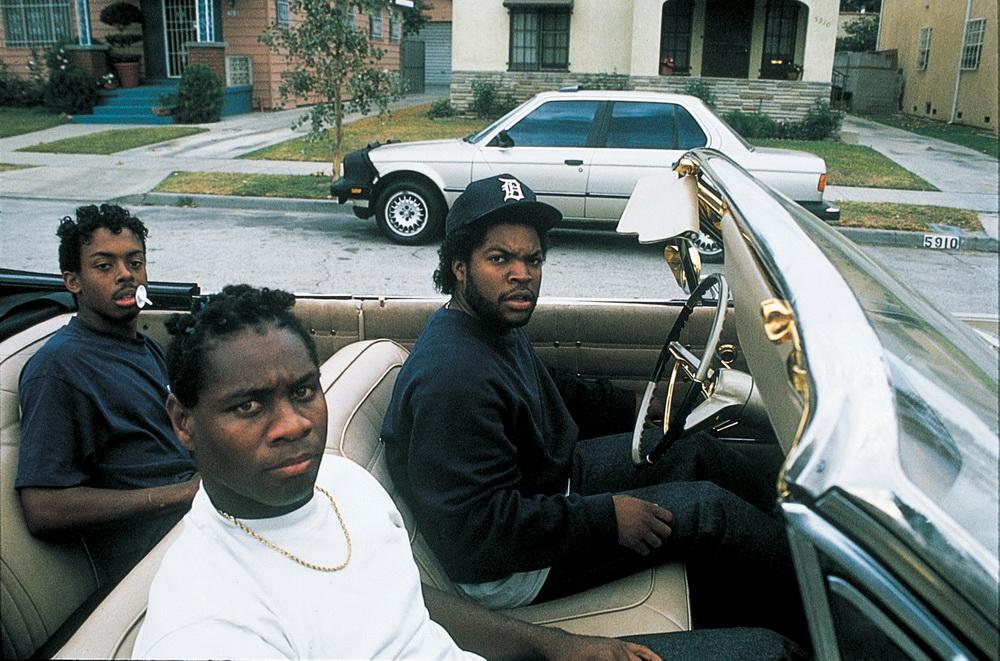 "Aus John Singletons ""Boyz 'N the Hood"" (© Columbia TriStar)"