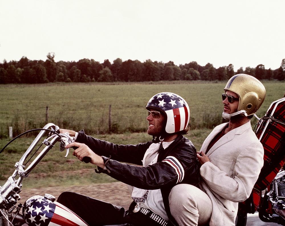 """Auch """"Easy Rider"""" wird immer wieder gern restauriert."""