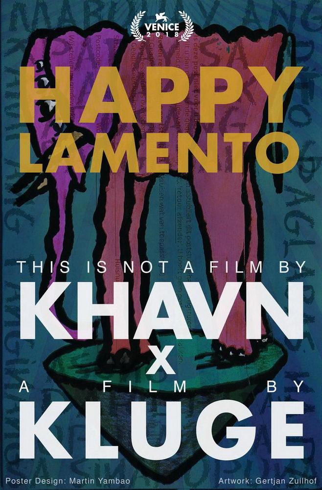 """Die erste Kollaboration Alexander Kluges mit Khvan: """"Happy Lamento"""" (© Rapid Eye Movies)"""
