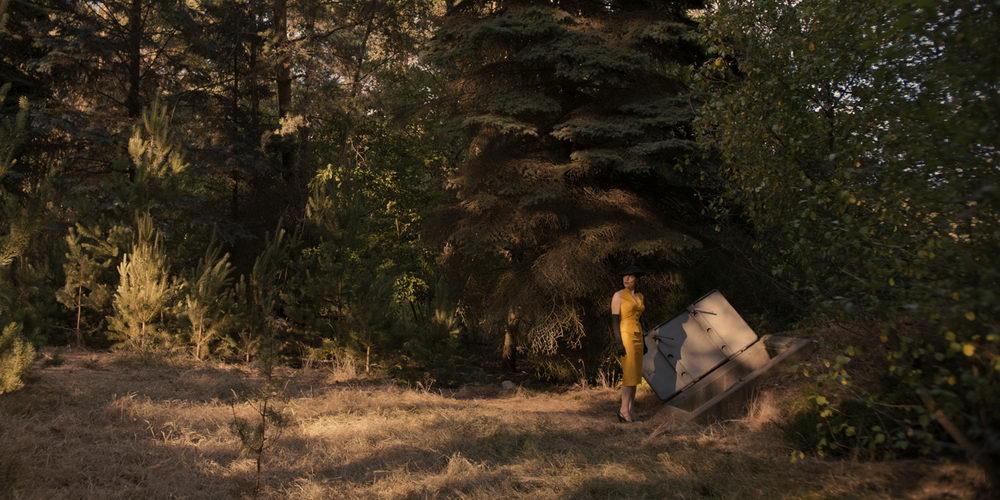 Eine Tür im Wald, ein Portal in die Zeit (Netflix)