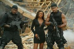Martin Lawrence, Will Smith, Gabrielle Union