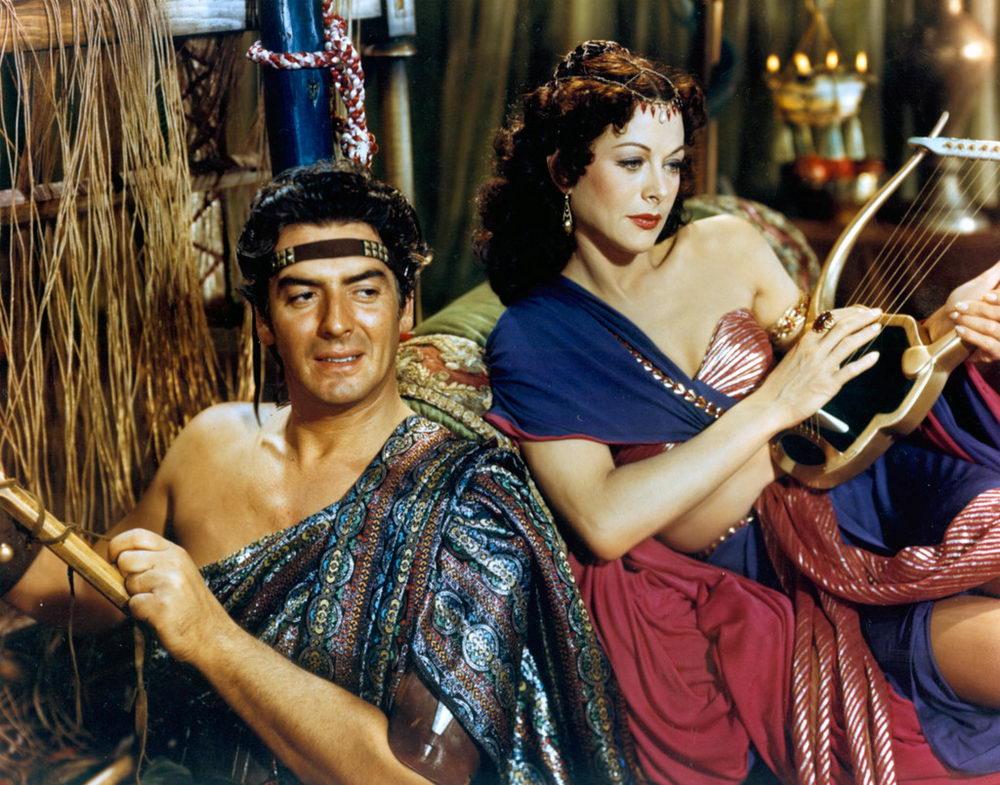 """Farbrausch: """"Samson und Delilah"""""""