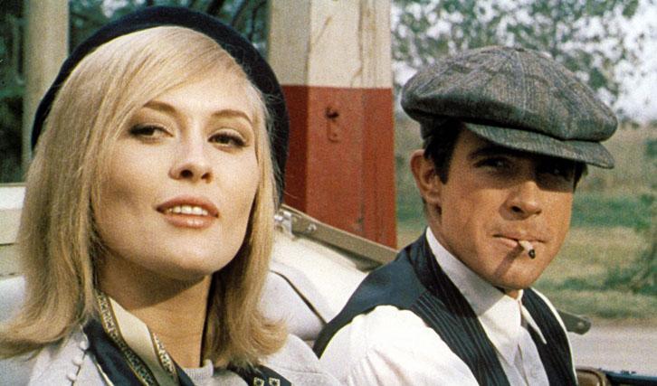 """Von Kael geschätzt und gefördert: """"Bonnie und Clyde"""""""