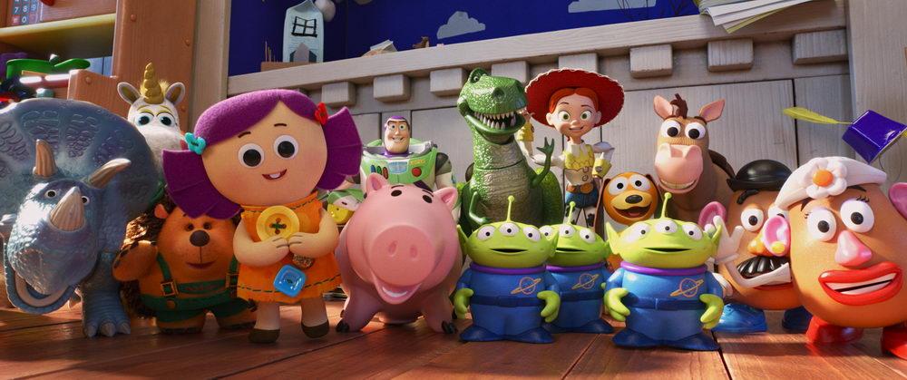 """Liebevoll gestaltete Figuren und technische Perfektion: Der Erfolg von """"Toy Story 4"""" kommt nicht von ungefähr."""