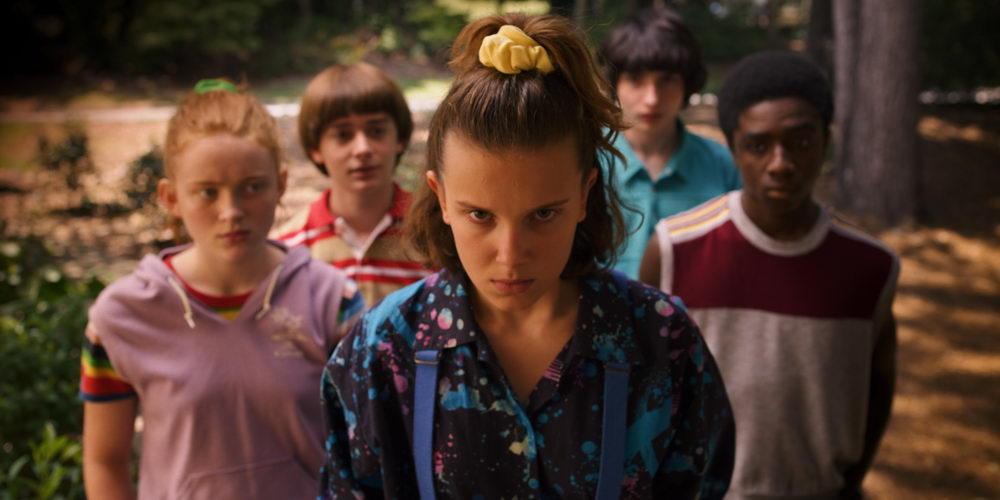 """Mit seiner dritten Staffel einmal mehr """"Emmy""""-Anwärter: """"Stranger Things"""" (© Netflix)"""