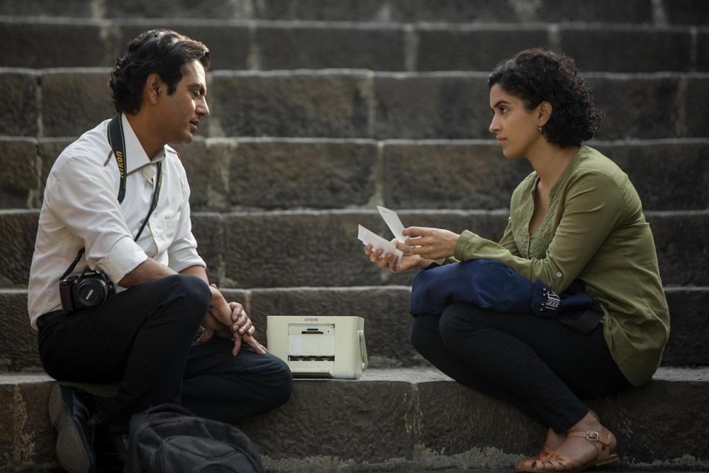 Nawazuddin Siddiqui und Sanya-Malhotra