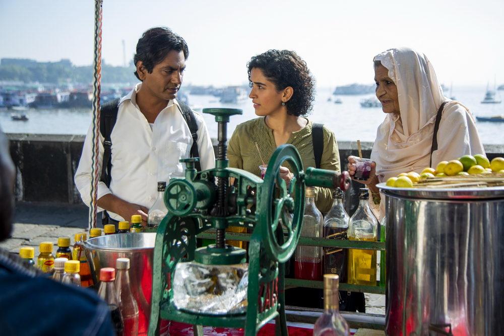 Eine Love Story, in die sich die sozialen realitäten Mumbais einschreiben