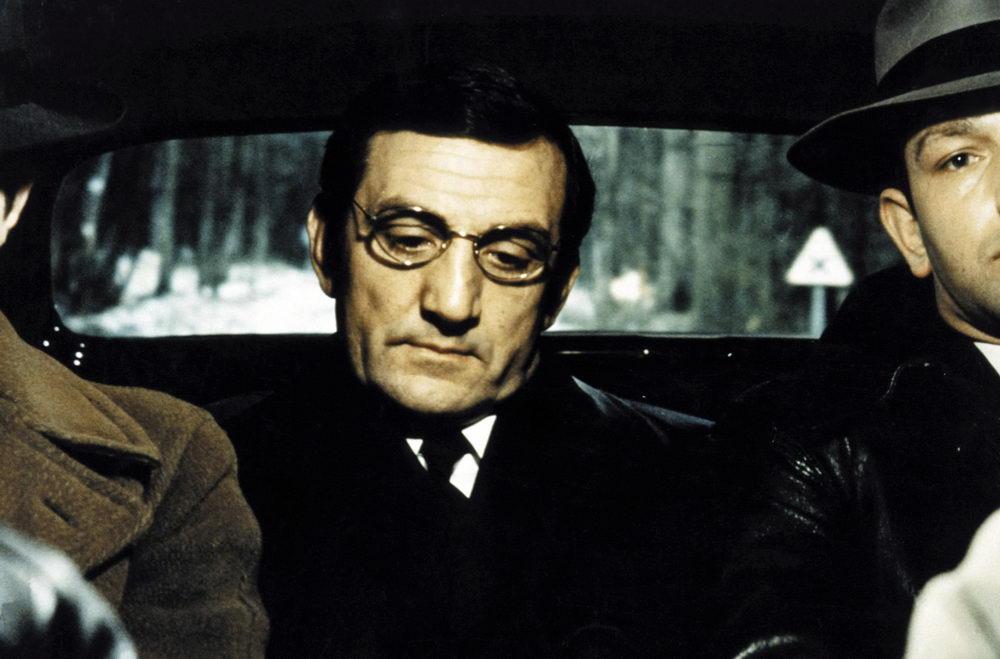 """Lino Ventura in """"Armee im Schatten"""""""