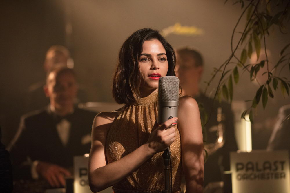 Episode: BERLIN DANCE, Jenna Dewan