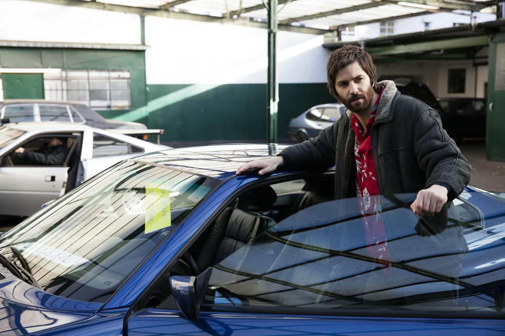 Episode: BERLIN RIDE, Jim Sturgess