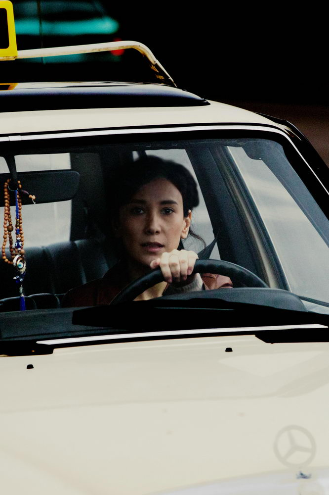 Episode: EMBASSY, Sibel Kekilli