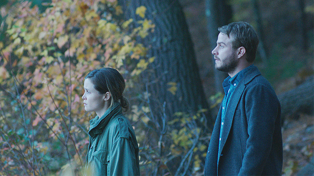 """Beginn einer fruchtbaren Partnerschaft mit Regisseurin/Drehbuchautorin Mona Fastvold: Brady Corbet (r.) in """"Sleepwalker"""""""