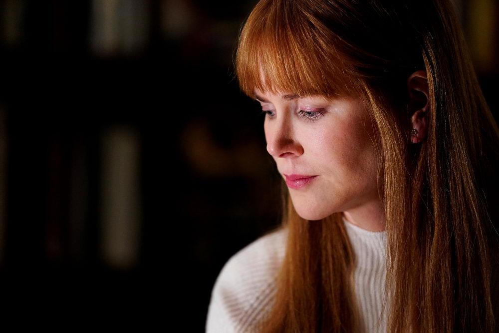 Den prügelnden Ehemann ist sie los, die Probleme nicht: Nicole Kidman als Celeste