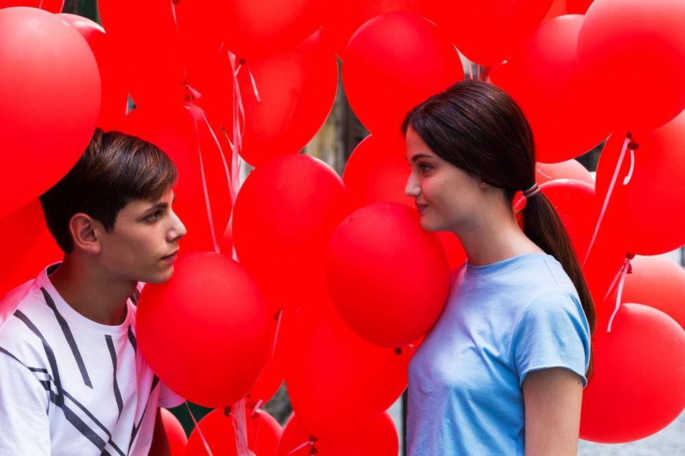 Selten können die Jugendlichen aus ihrer kriminellen Existenz ausbrechen und sich wie normale Teenager verhalten.