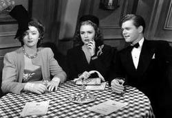 Myrna Loy, Donna Reed, Barry Nelson