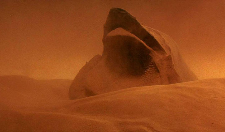 """Ein Großprojekt von Dino De Laurentiis, das zum Flop wurde: """"Dune - Der Wüstenplanet"""" von David Lynch"""