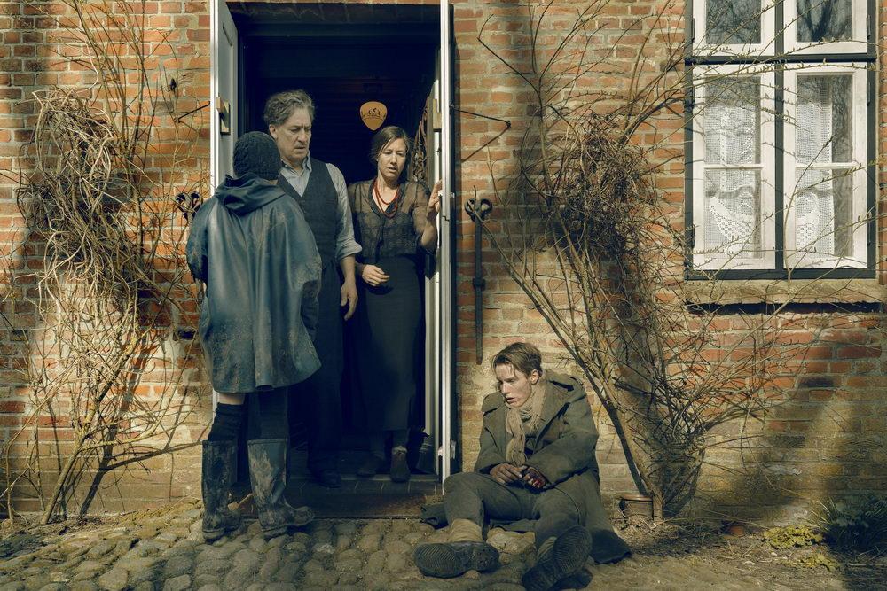 """Das nächste große deutsche Spielfilmprojekt läuft am 3.10. an: """"Deutschstunde"""" mit Levi Eisenblätter, Tobias Moretti und Johanna Wokalek."""