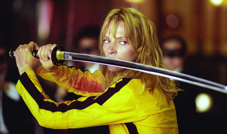 """Die Logik des filmischen Zitats: """"Kill Bill Vol. 1"""""""