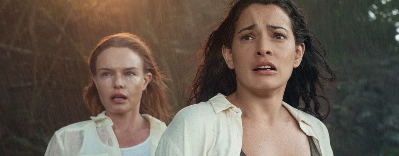 """""""Lost"""" lässt grüßen: Die neue Netflix-Serie """"The I-Land"""" um eine Gruppe, die vor laufenden Kameras auf einer Insel ums Überleben kämpft"""