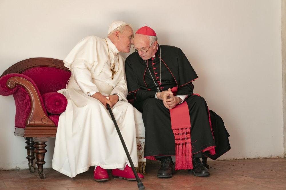 """""""Die zwei Päpste"""""""