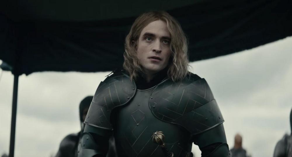 Henrys Widersacher, der Dauphin von Frankreich (Robert Pattinson)
