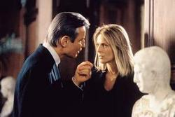 Michael York, Catherine Oxenberg