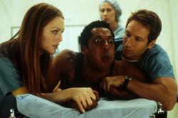 David Duchovny, Julianne Moore, Orlando Jones