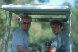 Jerry O'Connell, Jake Busey