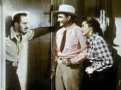 Red Skelton, Esther Williams, Keenan Wynn