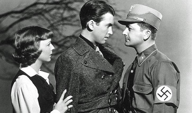 """Anti-Nazi-Filme wie """"Tödlicher Sturm"""" waren vor dem Kriegseintritt der USA unerwünscht. © MGM"""