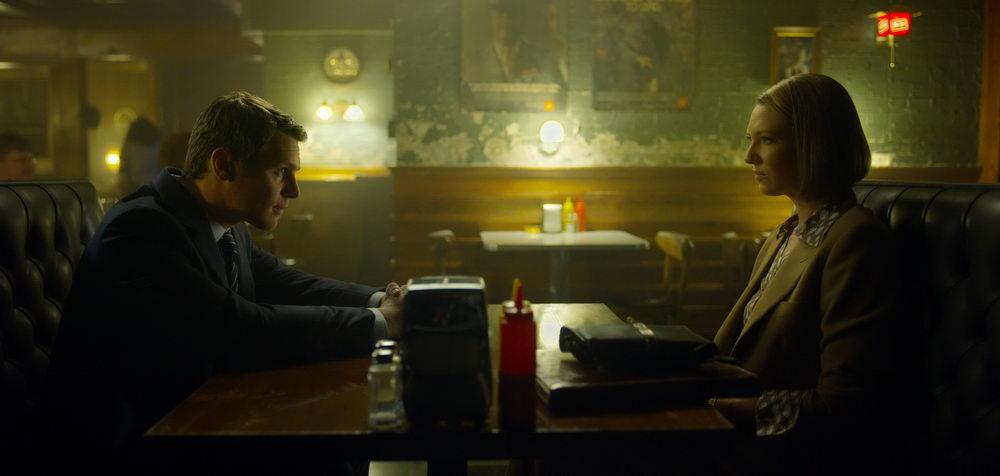 """Aus der netflix-Serie """"Mindhunter"""", die David Fincher produziert und teils mitinszeniert hat"""