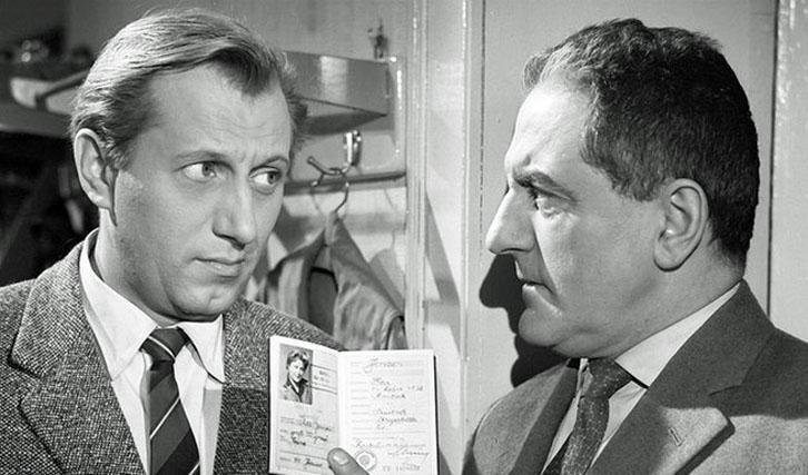 """""""Seilergasse 8"""" (1960)"""