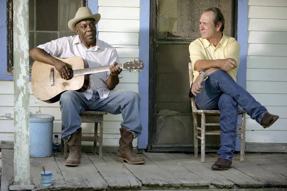 """Eine der letzten Regiearbeiten inszenierte der Bewunderer amerikanischer Filme in den USA: """"Mord in Louisiana"""" (© Koch)"""