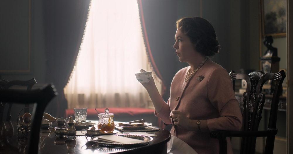 """Bringt die vierte Staffel von """"The Crown"""" Netflix endlich den ersten Gewinn in der Dramaserien-Kategorie? (© Sony)"""