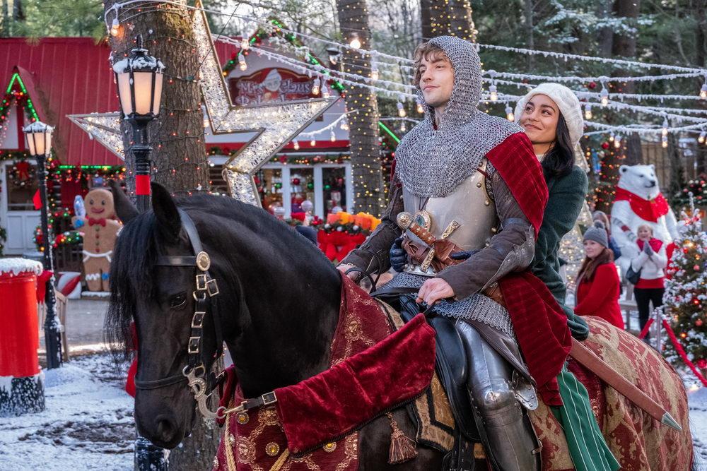 """Netflix im Vorweihnachtsrausch: """"A Knight Before Christmas"""""""