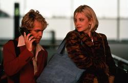 Monica Potter, Tom Hollander