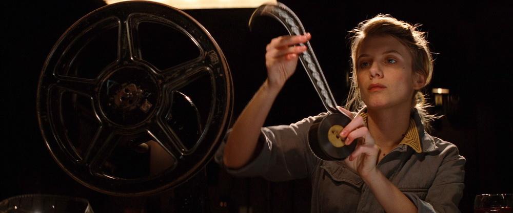 Analoge Filmprojektion ist heute Teil der Pflege von Filmgeschichte.