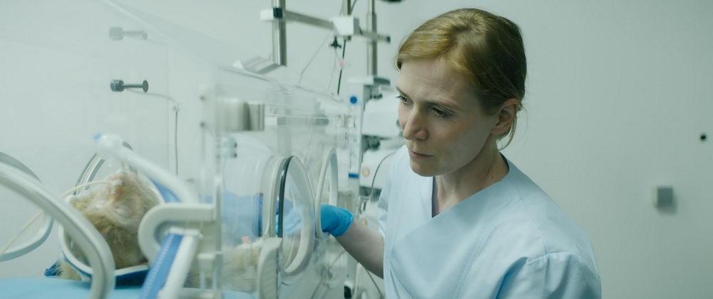 """Judith Hofmann in """"Der Unschuldige"""""""