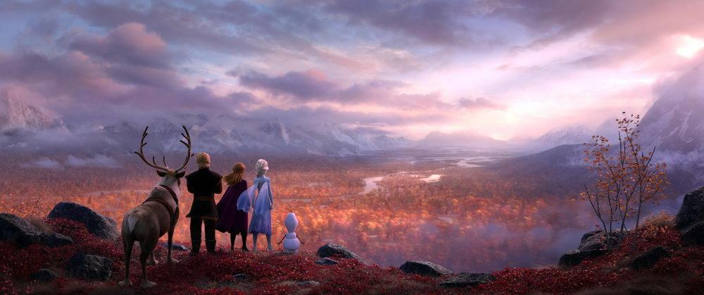 """""""Die Eiskönigin 2"""" (© Walt Disney)"""