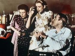 James Stewart, Grace Kelly, Thelma Ritter