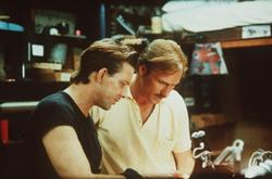 William Hurt, Mickey Rourke