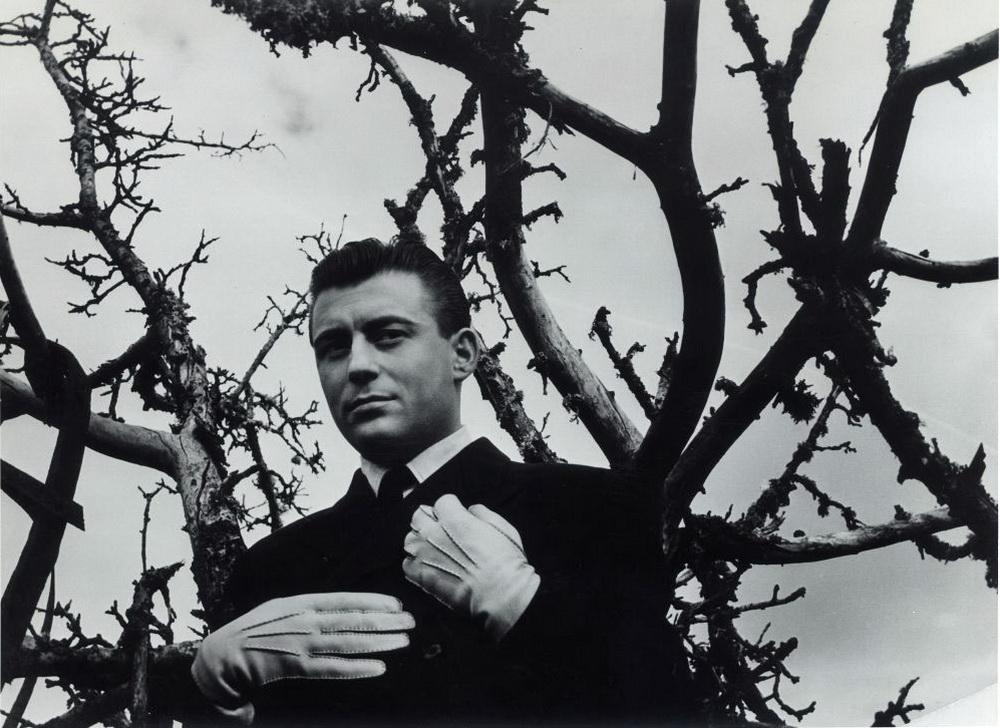 """Der Todesengel Heurtebise in """"Orphée"""" wird eine von François Périers markantesten Rollen."""