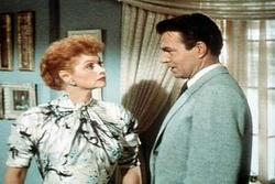 Lucille Ball, James Mason