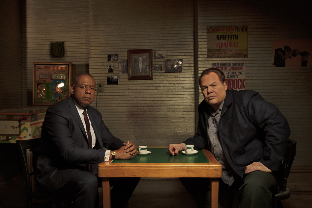 Forest Whitaker, Vincent D'Onofrio