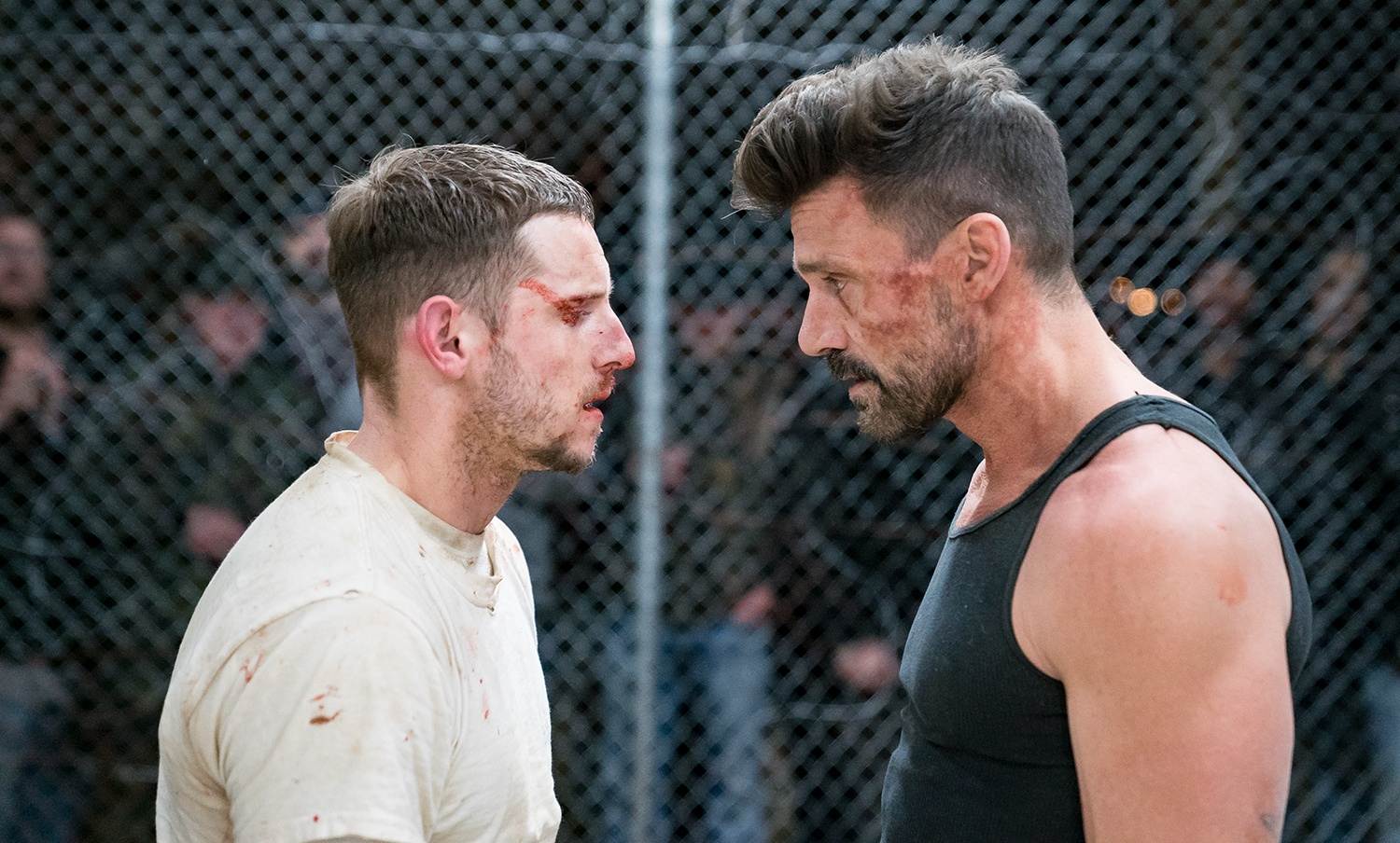 Frank Grillo, Jamie Bell