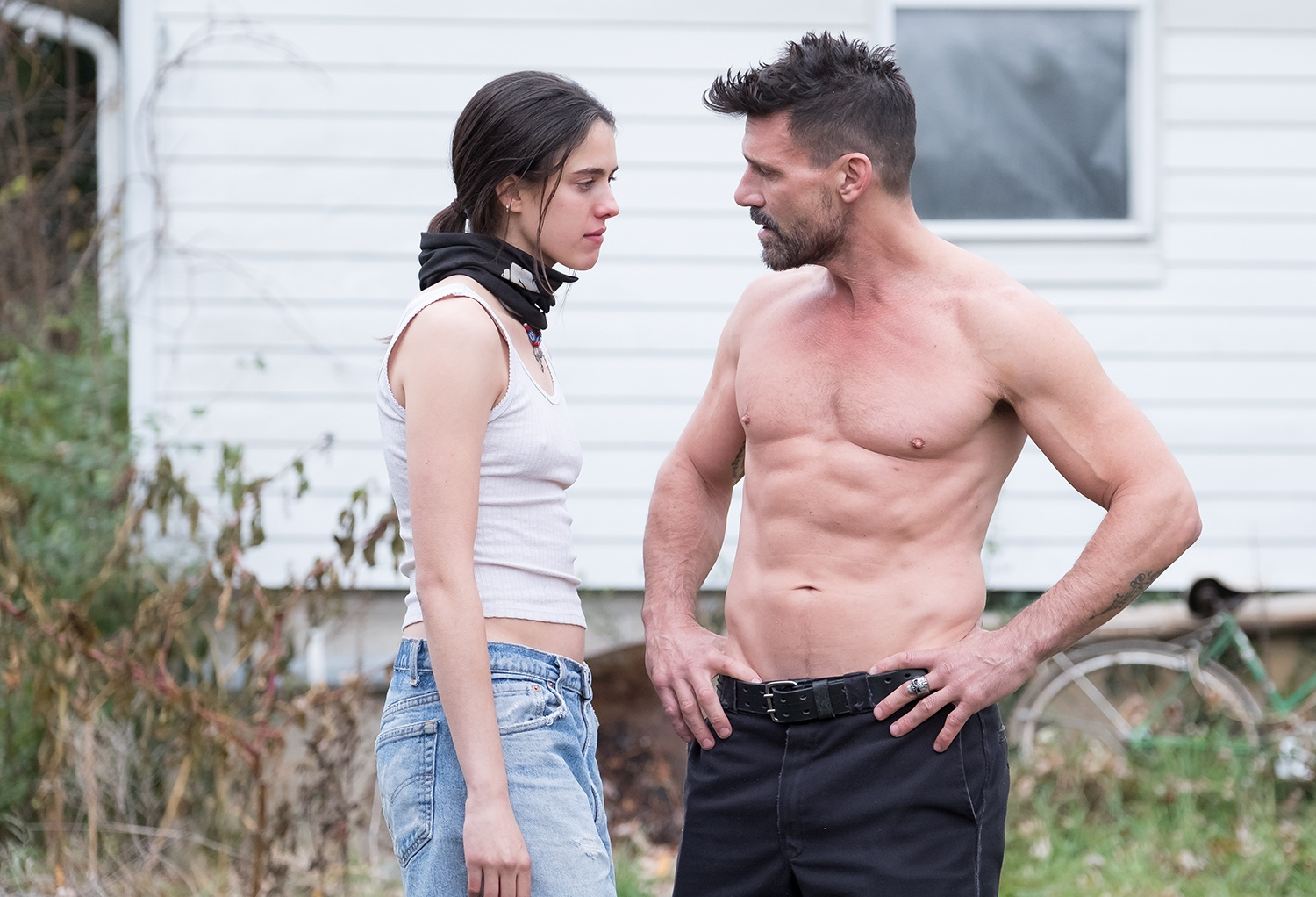 Frank Grillo, Margaret Qualley